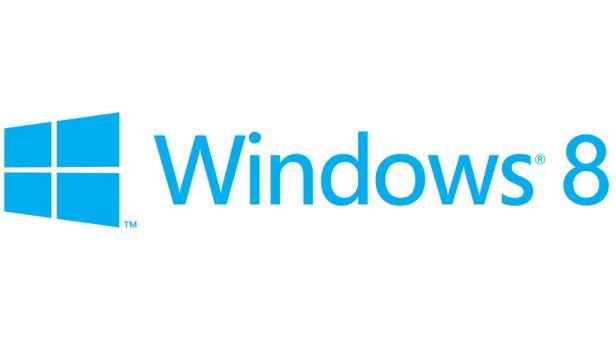 windows 8 logo microsoft