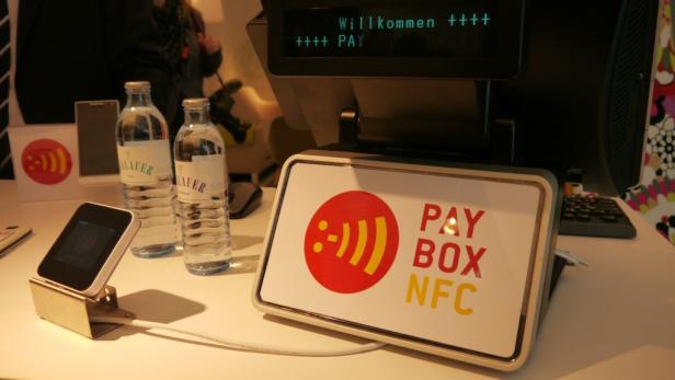 Ab 1.1.2013 ist das NFC-Testprojekt von A1 und paybox beendet.