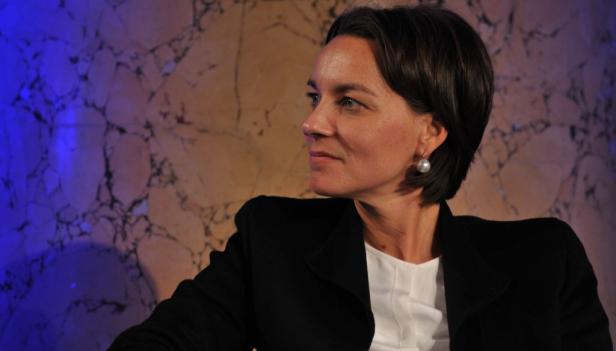 BRZ-Geschäftsführerin Christine Sumper-Billinger