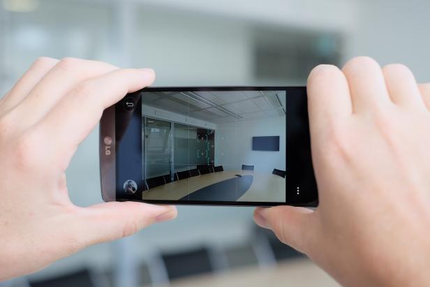 LG G3 im Test: Scharf aufs Schöne reduziert   futurezone.at
