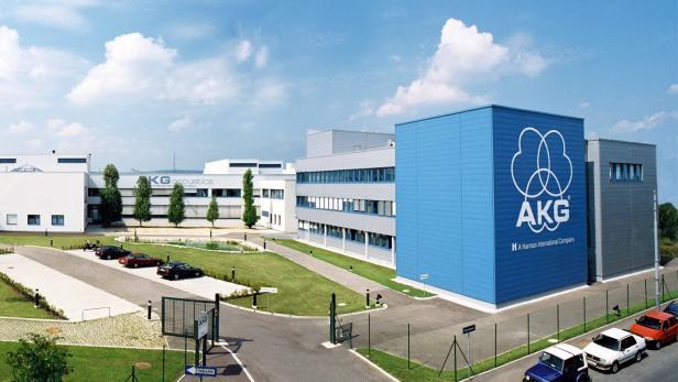 Wiener AKG-Zentrale