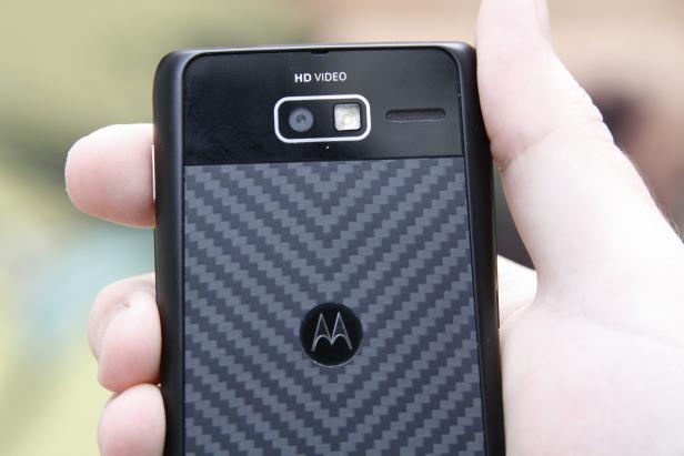 Motorola Razr i Intel-Smartphone