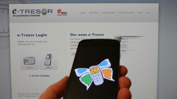 Bürgerkarte am Handy