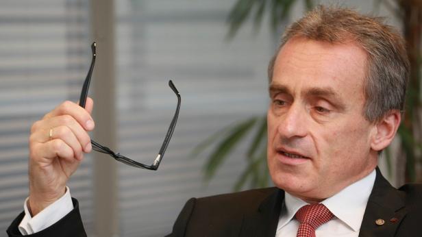 BRZ-Geschäftsführer Roland Jabkowski