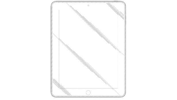 iPad Patent für runde Ecken