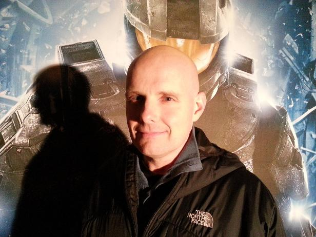 Frank O`Connor, Franchise Development Director bei 343 Industries