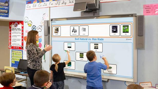 Smartboard von Smart Technologies