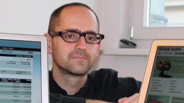 Usability-Experte Max Scheugl
