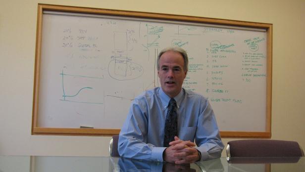 Bose-Präsident Bob Maresca im Interview mit der futurezone