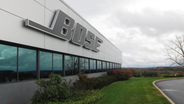 Der Firmensitz in der Nähe von Boston