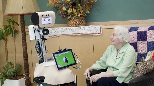 Bots in der Altenpflege