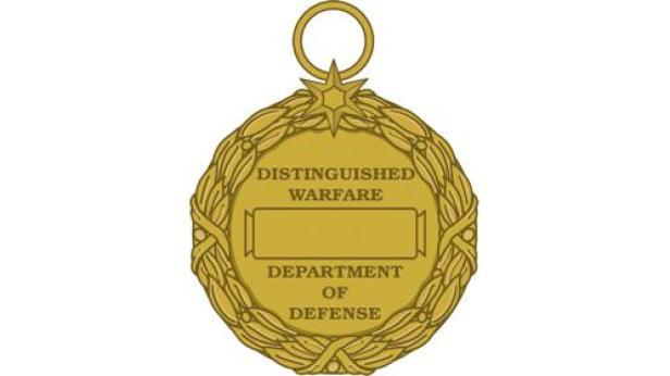 Distinguished Warefare Medal