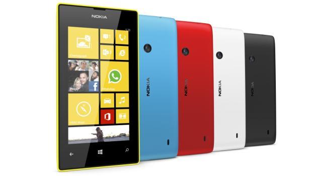 Das Lumia 520