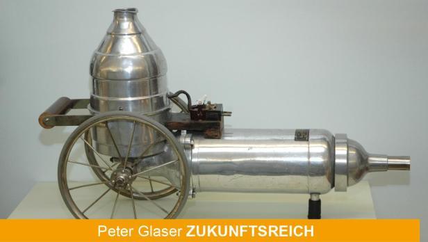 Staubsauger Technisches Museum
