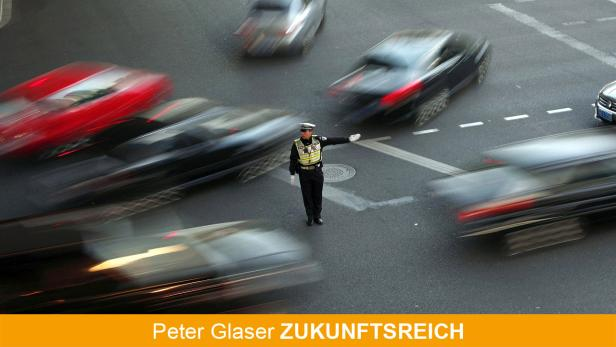 Glaser REUTERSA policeman directs traffic at a busy street of downtown Shanghai December 5, 2012. While the opportunities are vast in Chinas estimated $50 billion auto insurance industry, there are roadblocks aplenty - from poor driving standards to a new