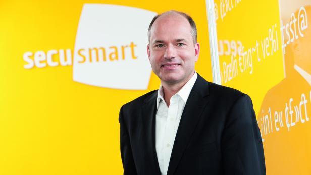 Secusmart-Geschäftsführer Hans-Christoph Quelle