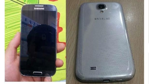 Diese Bilder sollen die chinesische Version des Samsung Galaxy S4 zeigen