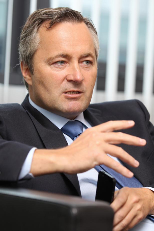 A1Telekom Austria Generaldirektor Hannes Ametsreiter