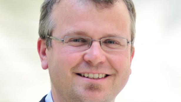 Andreas Blumauer from the Semantic Web Company, Vienna