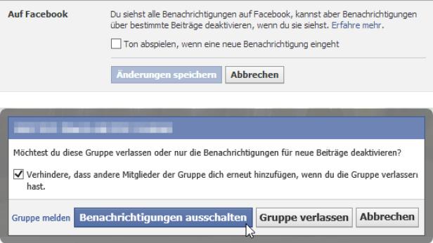 wie man Benachrichtigungen auf Facebook ändert