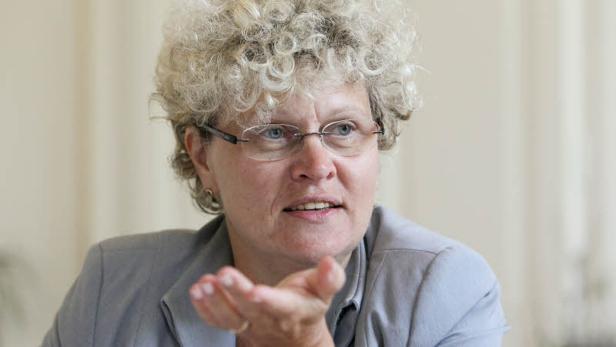 O.Univ.Prof. DI Dr. Sabine Seidler, Rektorin der Technischen Universität Wien.