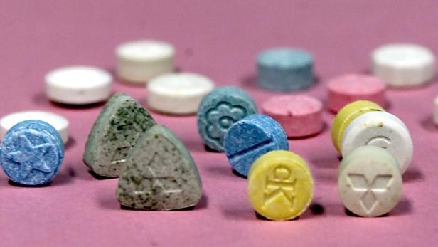 Ecstasy-Tabletten
