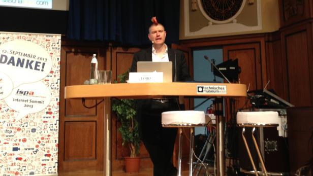 Sascha Lobo: Datensouveränität ist zentrale Frage
