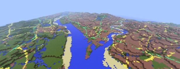 Großbritannien in Minecraft