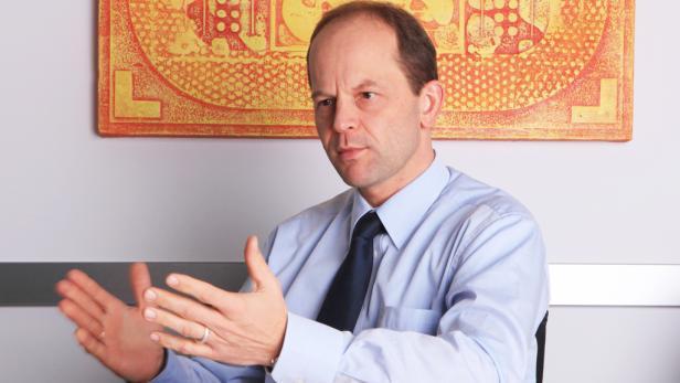 AT&S-CEO Andreas Gerstenmayer