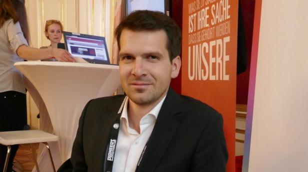 NRG-X-Gründer Christian Flechl