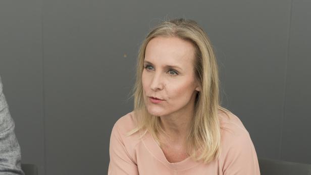 weXelerate-Mitinitiatorin Eveline Steinberger-Kern