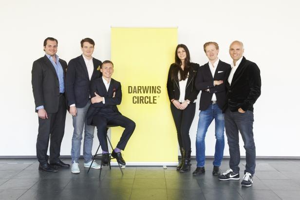 Lorenz Edtmayer, Maximilian Nimmervoll, Johannes Müller, Anna Stoss, Nikolaus Pelinka, Rudi Kobza
