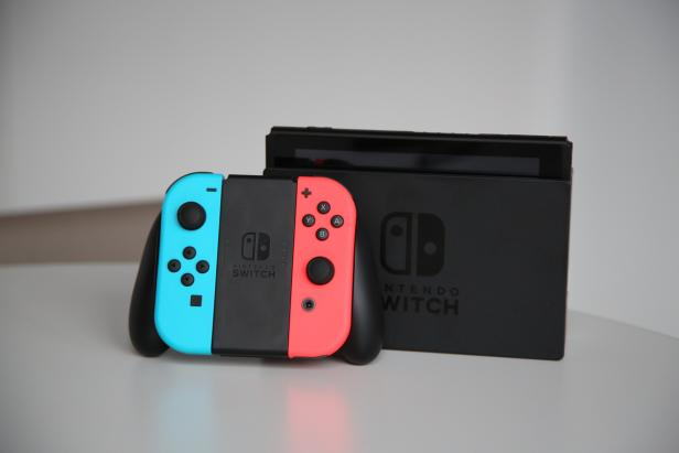Nintendo Switch Sd Karte Maximale Größe.Nintendo Switch Super Unterwegs Unbrauchbar Am Tv Futurezone At