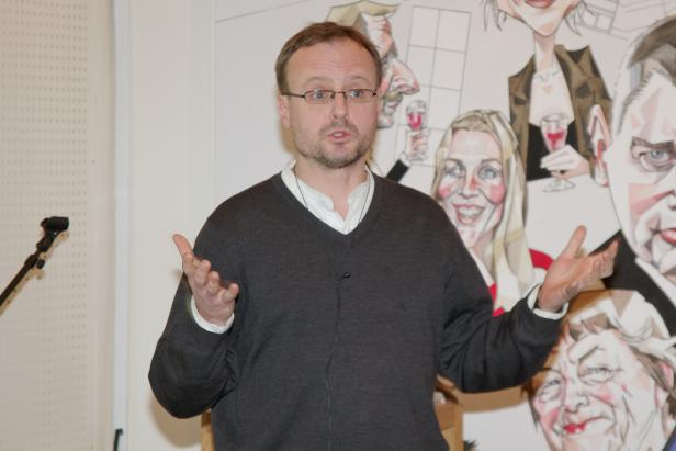 Hakon Wium Lie, Erfinder von CSS und Opera-CTO