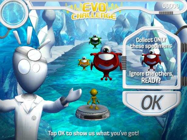 Evo Challenge