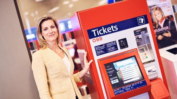 Der erste Pilotautomat steht am Hauptbahnhof Wien