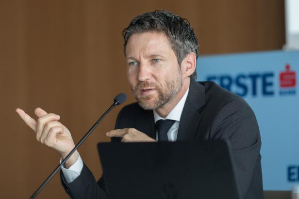 Erste-Vorstand Thomas Schaufler