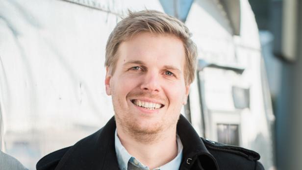 Journi-Gründer Andreas Röttl