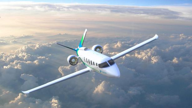 Zunum 2022 hybrid-electric aircraft by a Seattle-a