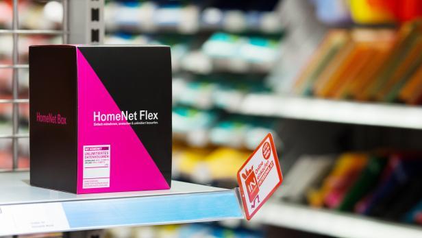 HomeNet Flex von T-Mobile