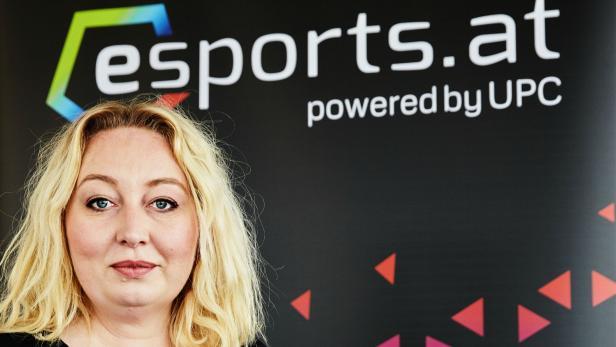 Pia Römer, Vice President Digital und E-Sports bei UPC Österreich