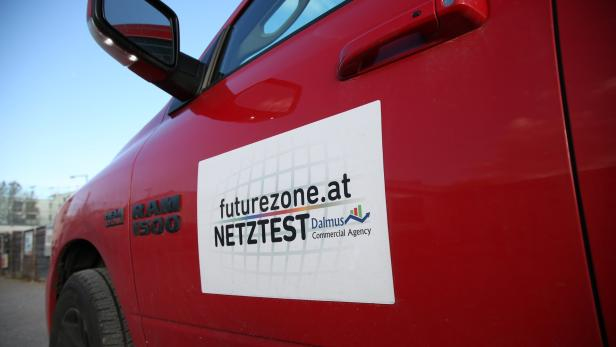 Futurezone Netztest 2017…