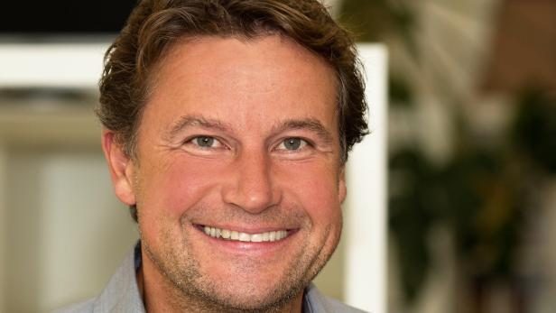 LineApp-Geschäftsführer Alexander Kränkl