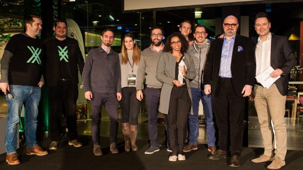 Sieger des Publikumsvotings: CyberTrap