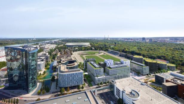 VIERTEL ZWEI - Projektumfeld der Urban Pioneers Community