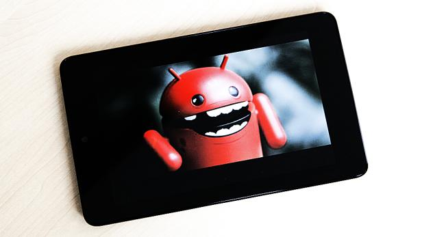 Android Tablet Malware