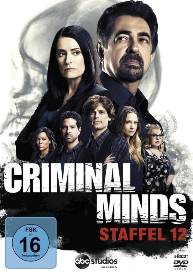 Staffel 12 Criminal Minds