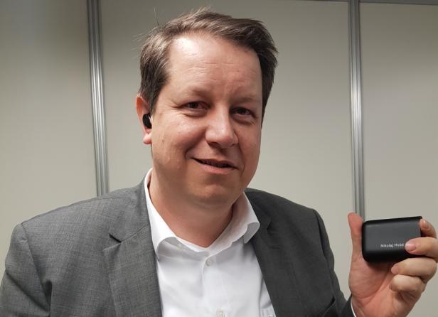 Bragi-CEO Nikolaj Hviid