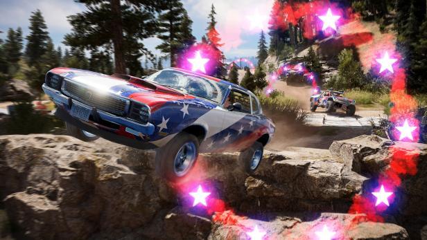 Far Cry 5: Bisher schnellstverkaufter Titel der Reihe; 310 Mio. Dollar Umsatz