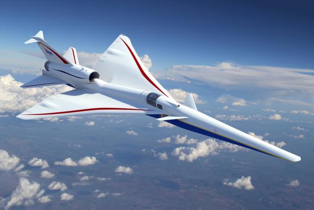 Lockheed Martin Skunk Work X-Plane